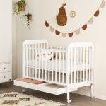 מיטת תינוק מיטת תינוק גאיה עיצוב חדר תינוק מיטת תינוק מומלצת חדר שינה לתינוק סגל בייבי